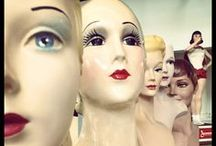 Oh Mannequin / by Kristi PsychoMomma