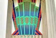 Deco &  Nouveau Art / by Kristi PsychoMomma
