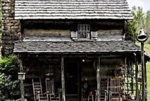 small house & hut / by Anyakan Ja