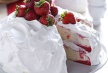 EAT STRAWBERRY CAKE & Everything Strawberry / by Tammy - Blessed