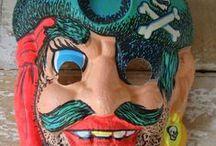Mask Mash / by Kristi PsychoMomma