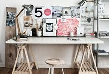workspace / Work Space Inspirations