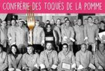 Les Chefs Toqués / Aujourd'hui, 47 chefs cuisiniers bretons forment la grande famille des Toqués de la pomme de terre.
