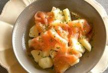 Les Toqués me racontent des salades ! / Des bonnes salades de pommes de terre pour toute la famille.