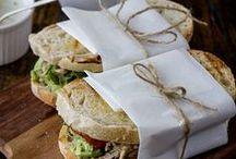 recetas: Sandwich