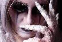 Beauty: Halloween-Make-Up / Hier findet ihr spannende Inspirationen für euer Halloween-Kostüm!