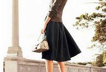 Fashion: Kleider und Röcke - Von verspielt bis elegant / Feminine Kleider und Röcke von zartem Tüll bis hin zu elegantem Abendkleid.
