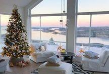 Interieur: Weihnachtliches Zuhause / Von der Lichterkette bis zum Weihnachtsbaum -  Dekorieren im Advent