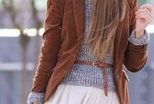 Fashion: Strick - kuschelige Winterbegleiter / Warm und weich: Strick-Outfits für den Winter