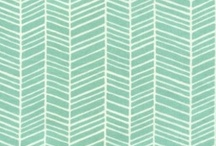 Chevron Craze / Anything and everything chevron, I'm automatically obsessed. / by Jennifer Bilton