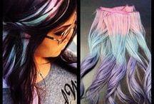 Hair / by Michellé Groenewald Da Silva