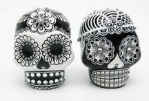 Old Skull / Because we're all the same underneath.