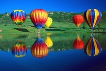 HoT AiR BaLLooNs / by Marcia Snook