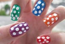 Polka Face / Love me some dots, period.