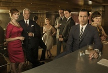 Mad Men / Relax, pour yourself a beverage, and let's ruminate on mid-century modern. / by You Know You Love Fashion