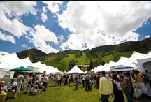 Special Events / Art, music, film, culinary festivals, and sporting events pack Aspen's calendar year round. / by Aspen Colorado