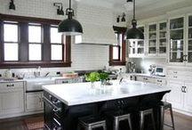 Kitchen Design Inspiration / Kitchen Renovations  Kitchen Remodeling   Kitchen Design Ideas