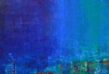 Art Palette :: Blue / by Sheryl