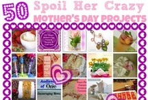 Mothers Day Craft Ideas  / by Crystal (crystalandcomp.com)