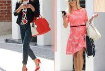 Celeb Style & News / Our not-so-secret fashion idols.