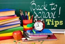Back to School  / A board from #crystalandcomp dedicated to back to school. #backtoschool #backtoschooltips #backtoschoolactivities  / by Crystal (www.crystalandcomp.com)
