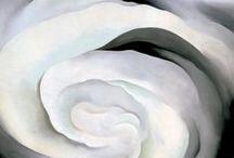 Artist :: Georgia O'Keeffe / by SHERYL
