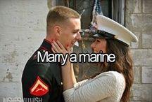 Marine Love<3 / by Carlee Parrent
