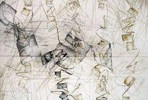 Art :: Lines :: Numbers :: Script / by SHERYL