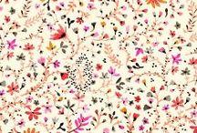 Patterns / Textile / Illustration / Design