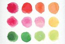 Color Schemes / swatches / color palettes