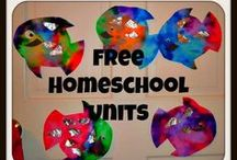 Unit Studies (Homeschooling) / by Crystal (crystalandcomp.com)
