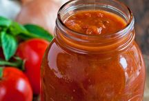 Cooking: Dressings and Sauces