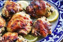 {entrees} chicken & turkey