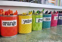 Kinder: organize