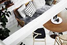 I N T E R I O R / home inspiration  ✖️  decor
