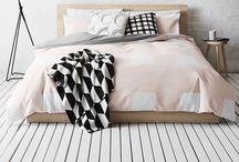 B E D / bedroom