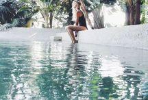 P O O L / swimming pools