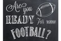 Football / Umm. . . FOOTBALL