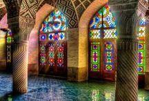 Stained Glass/Mosaics / I'm hypnotized.