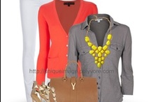 My Style Pinboard / by Erica Porter