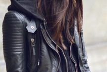 PERSONAL STYLE | STATE OF MIND / - Dark things I like -