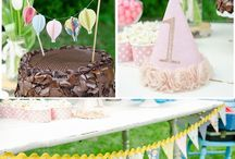 Parties for the Little Ladies / Ideas for when my daughters' birthdays roll around. / by Ema Griffin