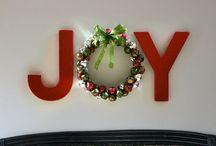 Christmas / by Stephanie Frasier