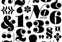 art + design: type with faces. / ligatures, swashes, and serif-y goodness. / by Tori Tatton