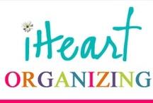 Organize It / by Sasha Speck