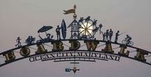 Landmarks in Ocean City, MD / Those images that you immediately associate with Ocean City, MD.