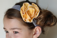 Hair Accessories / by Jane