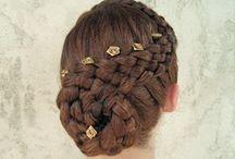 Curls, Tresses, Locks, Hair / by Mykael Bishop