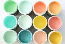 art + design: color love. / by Tori Tatton