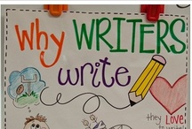 Teaching Writing / by Stephanie Frasier